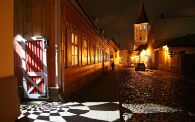 TARTU IN LIGHT ANNOUNCES THE OPEN CALL FOR TAVA2020 LIGHTING DESIGN WORKSHOP LEADERS AND LIGHT ARTISTS